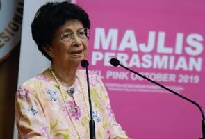 Isteri PM kongsi pengalaman sebagai 'survivor' kanser payudara