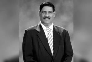 Presiden IPF Sambanthan meninggal dunia