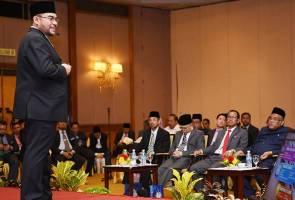 Dasar Rahmatan Lil Alamin berpaksi kepada model Malaysia - Mujahid