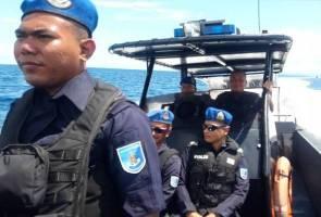 Bot karam perairan Merabung: Operasi SAR tetap diteruskan walau ombak kuat