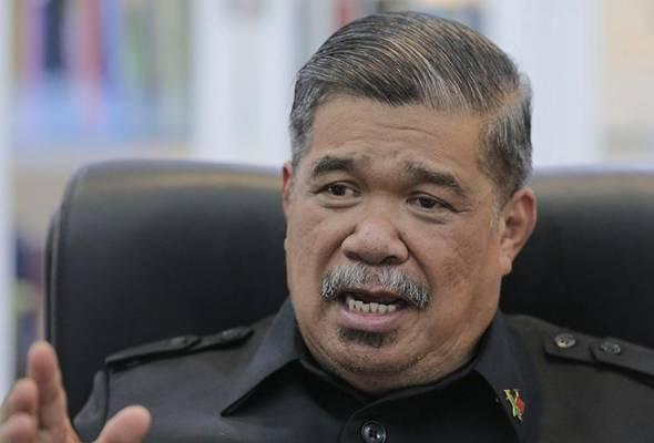Abu Chin Peng: Tunggu kenyataan KDN - Mat Sabu
