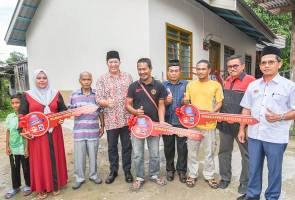 Rezeki tidak diduga bagi penerima rumah PPRT