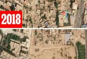 China musnahkan kubur etnik Uighur