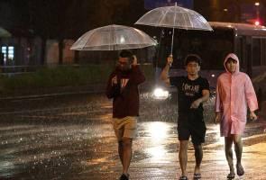 Taufan Hagibis: Dua maut, puluhan yang lain cedera