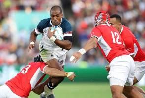 RWC: Tonga benam Amerika Syarikat 31-19