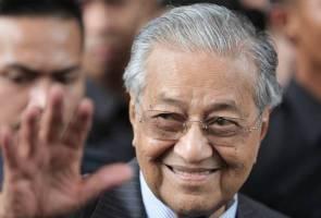 Kerajaan tanpa DAP, Amanah? Cubalah, kata Tun Mahathir