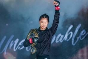 Angela Lee retains ONE atomweight title, DJ wins flyweight grand prix championship