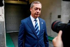 Parti Brexit minta anggota Parlimen tolak perjanjian Johnson
