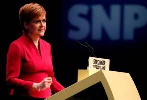 SNP tidak akan sokong perjanjian Brexit Johnson