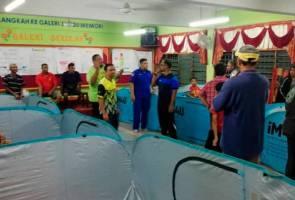 Banjir: Tiga PPS dibuka di tiga daerah di Perak