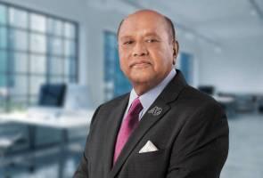 Nazir Ariff dilantik sebagai Pengerusi SME Bank