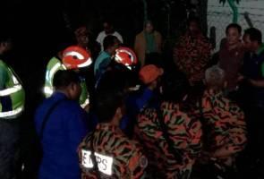 Mayat remaja mangsa lemas rumah pam ditemukan tertimbus dalam pasir