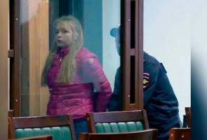 Gadis ditikam kakak sendiri 189 kali, dicungkil mata kerana 'terlalu cantik'