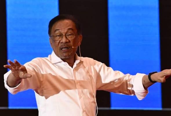 Salleh bekas 'orang kuat' Najib: Ini pandangan Anwar tentang permohonannya sertai PKR