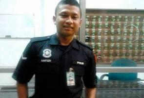 Bekas anggota polis berpangkat Lans Koperal ditemui mati dalam kereta