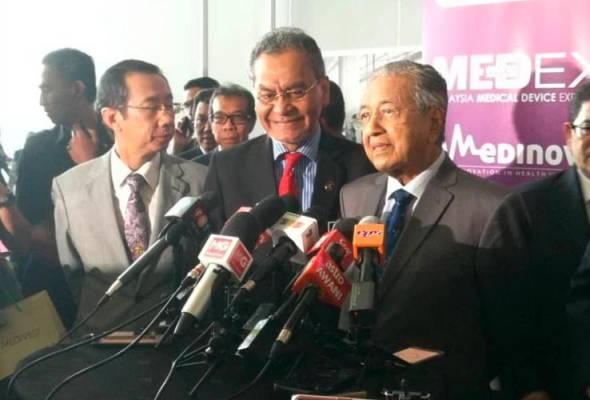 Belanjawan 2020 tidak ketepikan Kelantan - Tun Mahathir