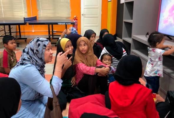 Al Biruni Zakat Selangor santuni kanak-kanak miskin bandar