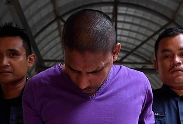 Seorang pekerja ladang dihukum gantung sampai mati oleh Mahkamah Tinggi hari ini selepas didapati bersalah membunuh rakan sekerjanya.