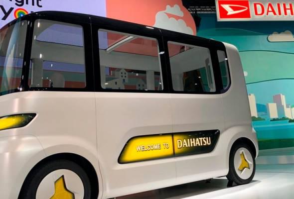 Menurut Pengerusi Daihatsu, Soichiro Okudaira masih terlalu awal untuk mengulas perkara berkenaan.  - Foto Astro AWANI/Najib Aroff | Astro Awani