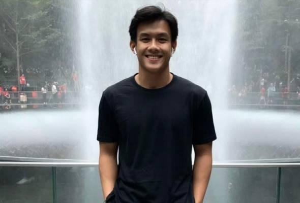 Ayrton Lim, 19, ditemui ibunya dalam keadaan tidak sedarkan diri, sebelum disahkan meninggal dunia oleh pasukan paramedik.