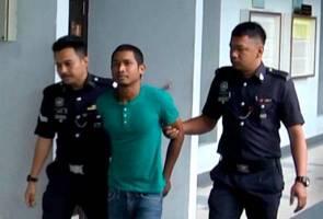Belasah isteri sampai terjatuh ke jalan, bapa muda dihukum penjara