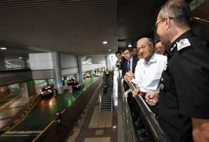 Singapura nak air murah, tapi tak mahu bantu Malaysia buat jambatan baharu - Tun Mahathir