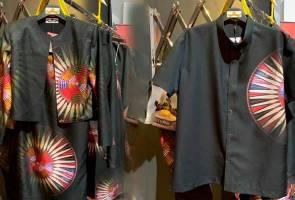 81570266772 baju - Terendak Melanau diangkat di pentas Borneo Fashion Week 2019