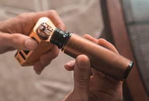 Ambil tindakan pihak jual cecair nikotin atas talian