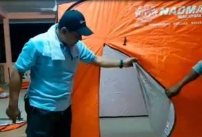 Banjir Baling: 50 orang dari 17 keluarga dipindahkan