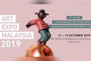 Art Expo Malaysia semakin diterima masyarakat