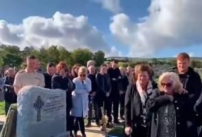 'Suara' dari kubur gemparkan majlis pengebumian
