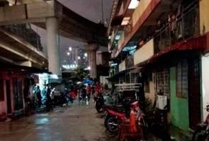Tanah mendap: Lima lagi penghuni Flat PKNS dipindah - APM
