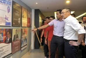 Hishammuddin, Khairy adalah masa depan UMNO