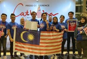 Elcoro Ensembles julang emas di Festival Koir Dunia 2019