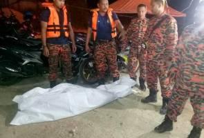Mayat lelaki terjun dari Jambatan Sultan Yahya Petra ditemui