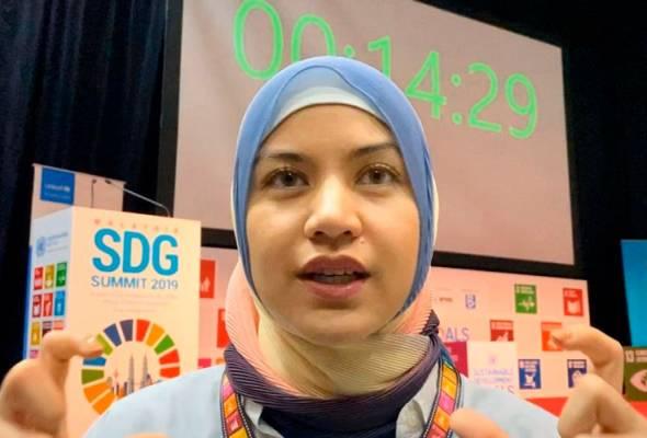 Suara kanak-kanak harus diketengahkan - Lisa Surihani