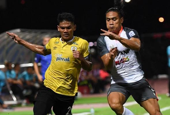 Eki digugurkan dalam perlawanan Malaysia berdepan Thailand dan Indonesia