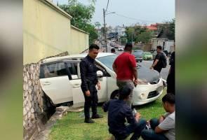 Polis tahan lima penganggur terlibat dadah dan miliki senjata