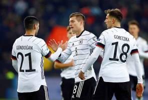 Jerman bukan pasukan pilihan Euro 2020 - Kroos