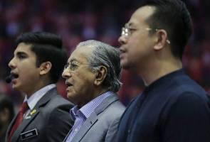 Kabinet tidak bincang cadangan rombakan - Tun Mahathir
