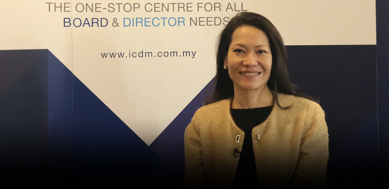 ICDM CEO Michele Lim: Give A Thought To A Melting Pot Board