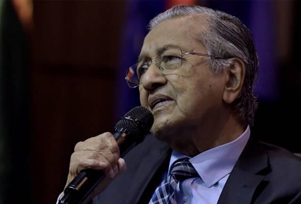 Pahang mungkin jadi tapak pelupusan sisa Lynas - Dr Mahathir