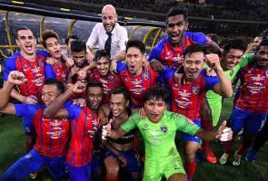 JDT mengaum... julang Piala Malaysia!