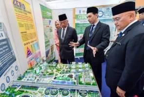 Agong kagum dengan pencapaian Putrajaya