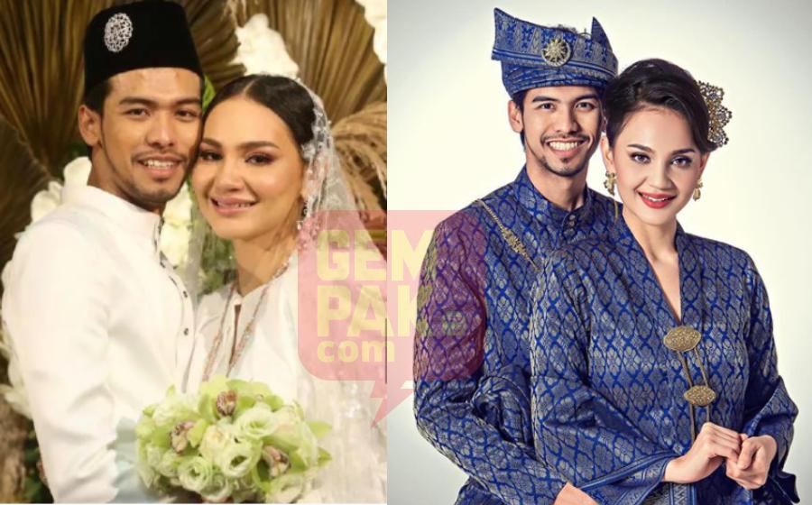 Dengan hantaran RM50,000, pelakon Nadia Brian sah nikahi Muizz