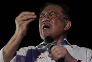 'Bukan saya tuduh' - Anwar enggan layan desakan mohon maaf