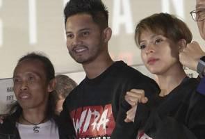 Aksi lasak Wira semarakkan 'cita-cita Hollywood' Hairul Azreen
