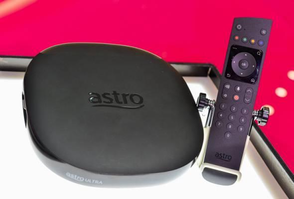 Astro Ultra Box dan Astro GO membolehkan pelanggan merakam mana-mana program secara serentak di beberapa alat elektronik berbeza. | Astro Awani
