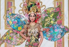Kostum inspirasi Peranakan, gaun ilham pantai ke pentas Miss Universe 2019
