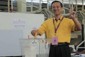 PRK Tanjung Piai: Calon BN selesai buang undi